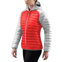 Haglofs Essens Mimic Women's Hooded Jacket - AW18