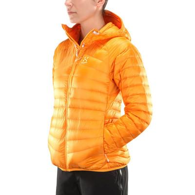 Haglofs Essens Down Women's Hooded Jacket