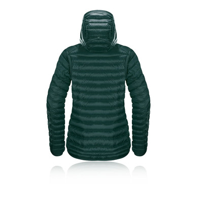 Haglofs Essens Down para mujer Hooded chaqueta