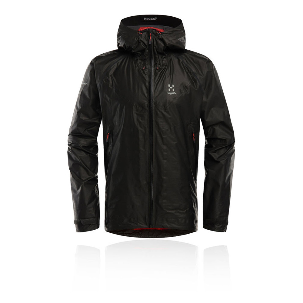 SS20 Haglofs L.I.M Gore-TEX Shake Dry Hooded Jacket