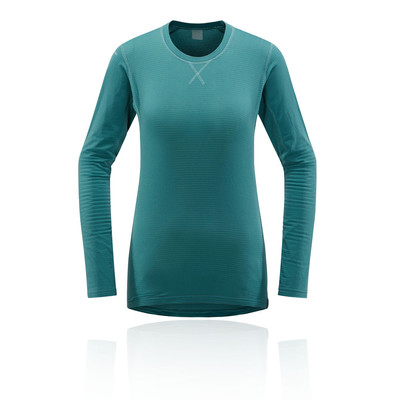 Haglofs L.I.M Mid para mujer Roundneck Top - AW19