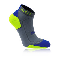 Hilly Lite Cushion Quarter Running Socks - SS18