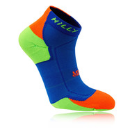 Hilly Lite Cushion Quarter Running Socks - AW18
