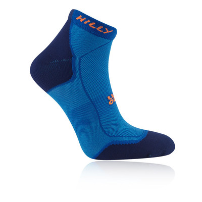 Hilly Pace Quarter Running Socks - AW19