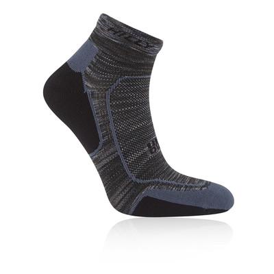 Hilly Lite Comfort Quarter Running Socks - AW19