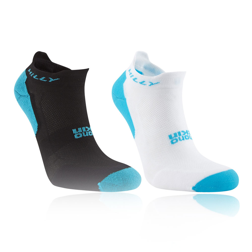 Hilly Tempo Women's Running Socklet (2 Pack) - SS21