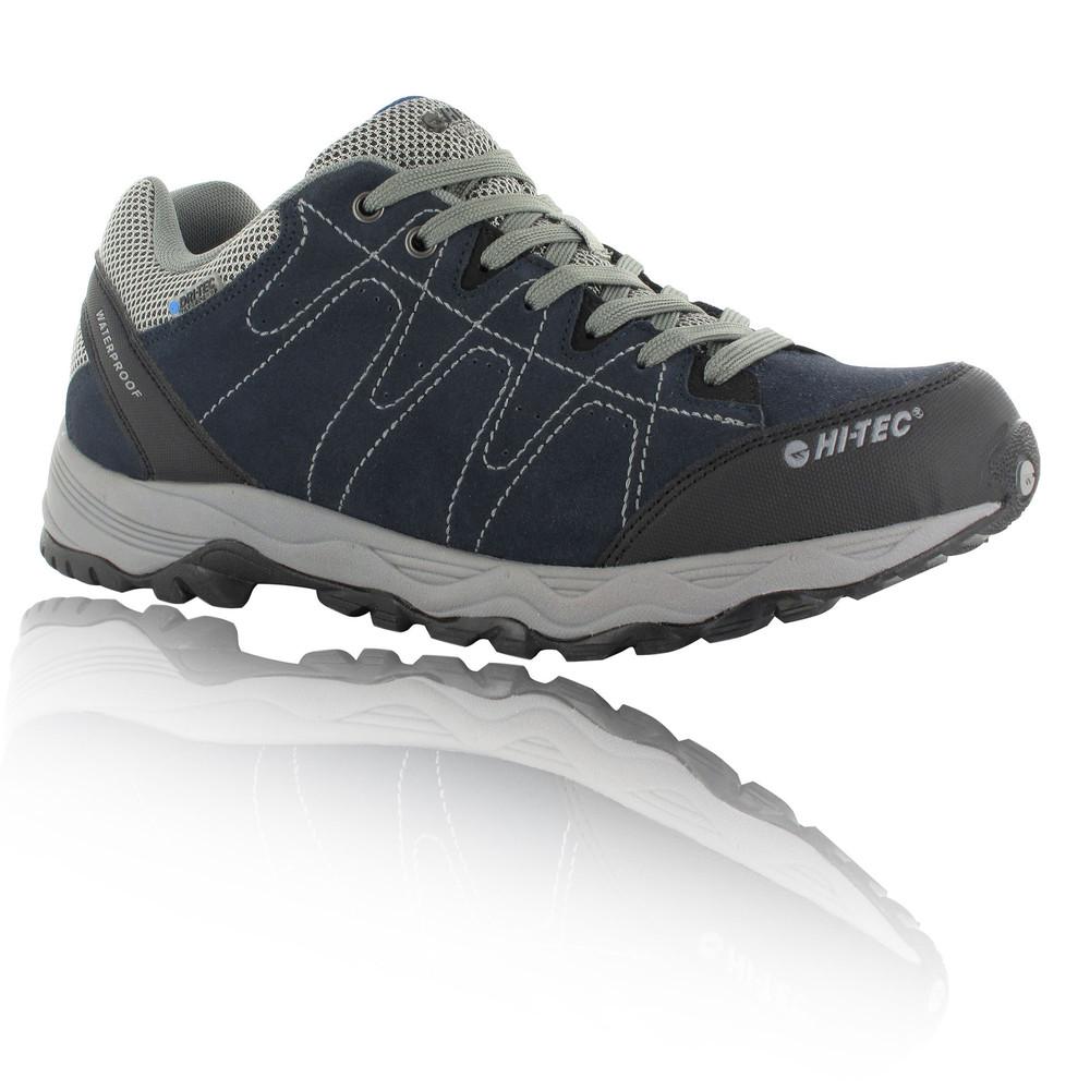 Hi Tec Libero II WP Walking Shoes Grey HIT1105