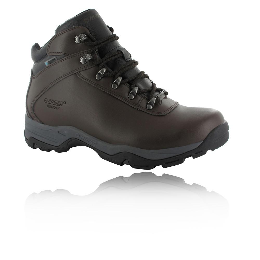 Hi-Tec Eurotrek III WP per donna scarpe da passeggio - AW17 ...