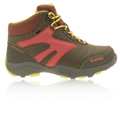 Hi-Tec Flash Fast Hike WP Junior Hiking zapatillas