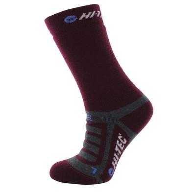 Hi-Tec Trek Midweight Women's Walking Socks (Twin Pack)
