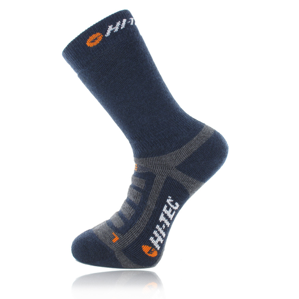 Hi-Tec Trek Midweight Women's Walking Socks (Twin Pack)