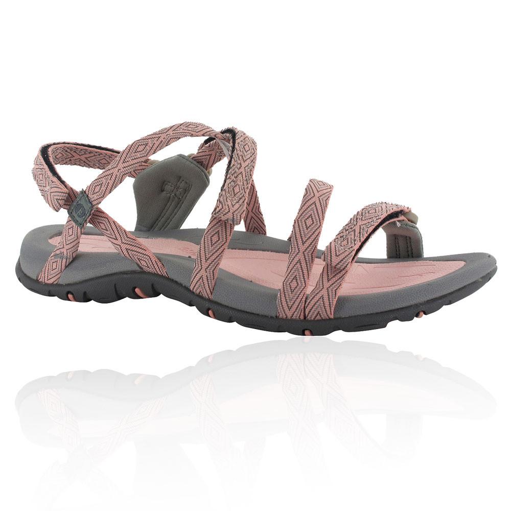 Hi-Tec Santorini Strap Women's Walking Sandals - SS17 ...