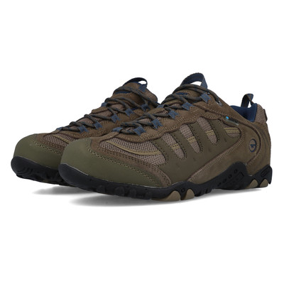 Hi-Tec Penrith Low Waterproof Trail Walking Shoes - AW19