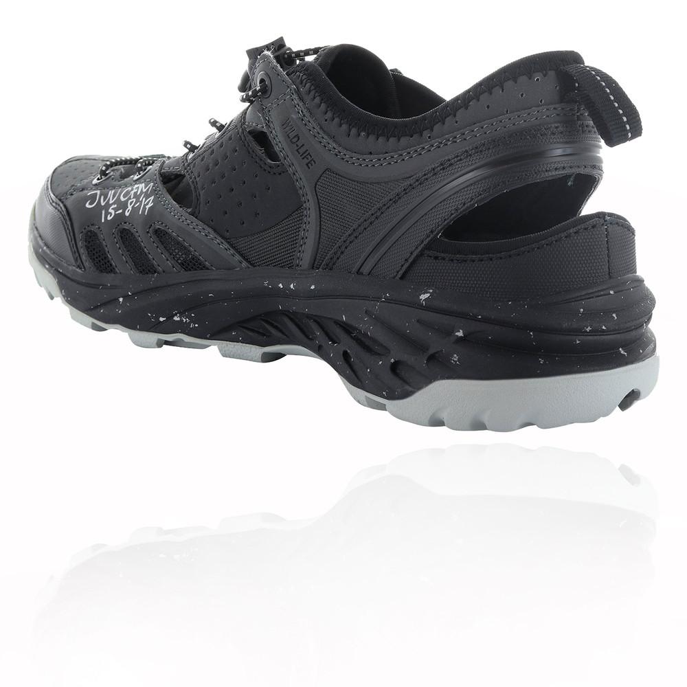 Hi-TecV-LITE WILD-LIFE CAYMAN - Hiking shoes - black/cool grey nLEu2Frof