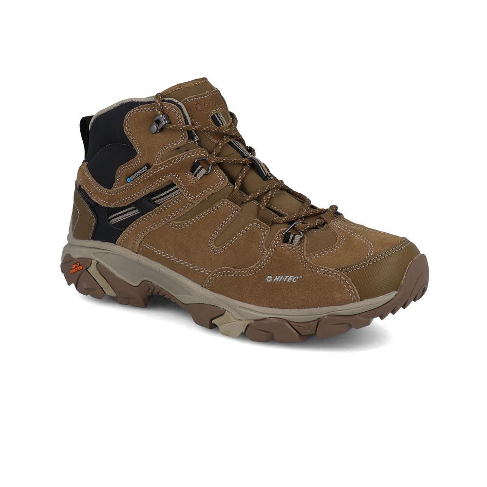Hi-Tec Mens Ravus Adventure Low Walking Shoes Sand Sports Outdoors Trainers