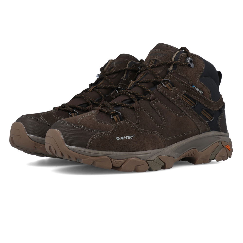 Hi-Tec Ravus Adventure Mid Waterproof Walking Shoes