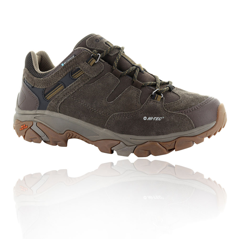 Hi-Tec Ravus Adventure Low Waterproof Walking Shoes