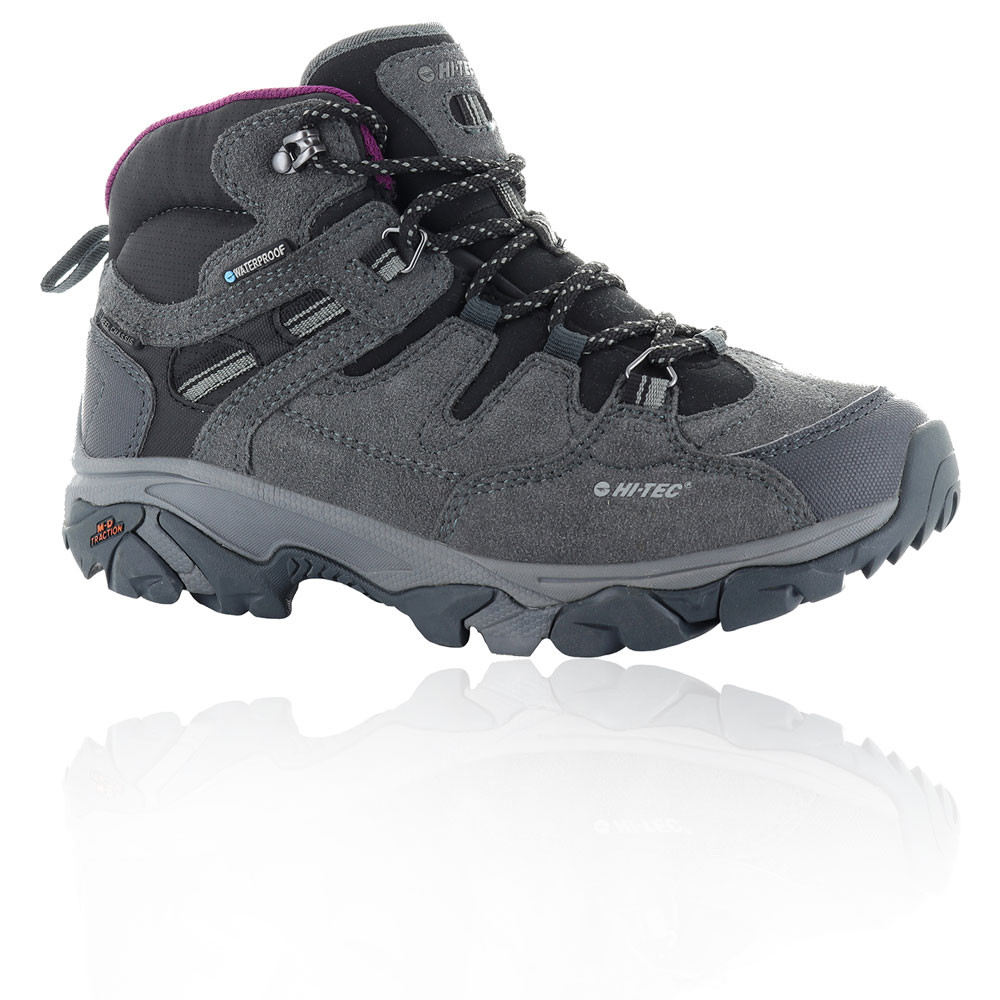 Hi-Tec Ravus Adventure Mid impermeable para mujer zapatillas de trekking - SS19