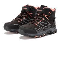 Hi-Tec Blackout Mid Waterproof Junior Walking Shoes - AW18