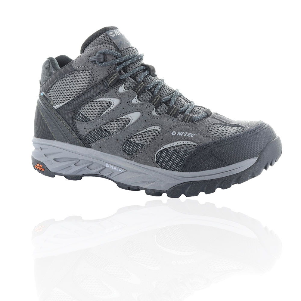Hi-Tec Wild-Fire Mid I Waterproof Walking Boots - SS19