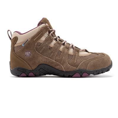Hi-Tec Quadra Mid Impermeabile per donna scarponcini da trekking - SS20