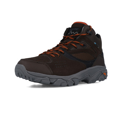 Hi-Tec Nouveau Traction Mid Waterproof Walking Boots - SS20