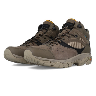 Hi-Tec Nouveau Traction Mid Waterproof Walking Boots- AW19