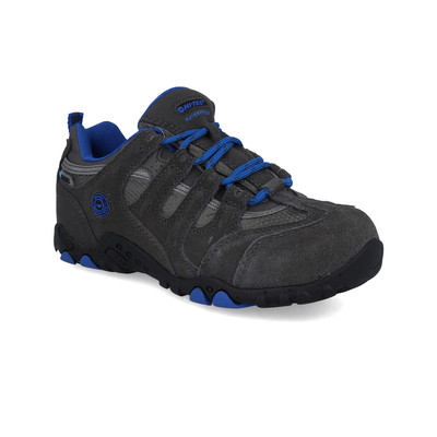 Hi-Tec Quadra Classic Junior Walking Shoes