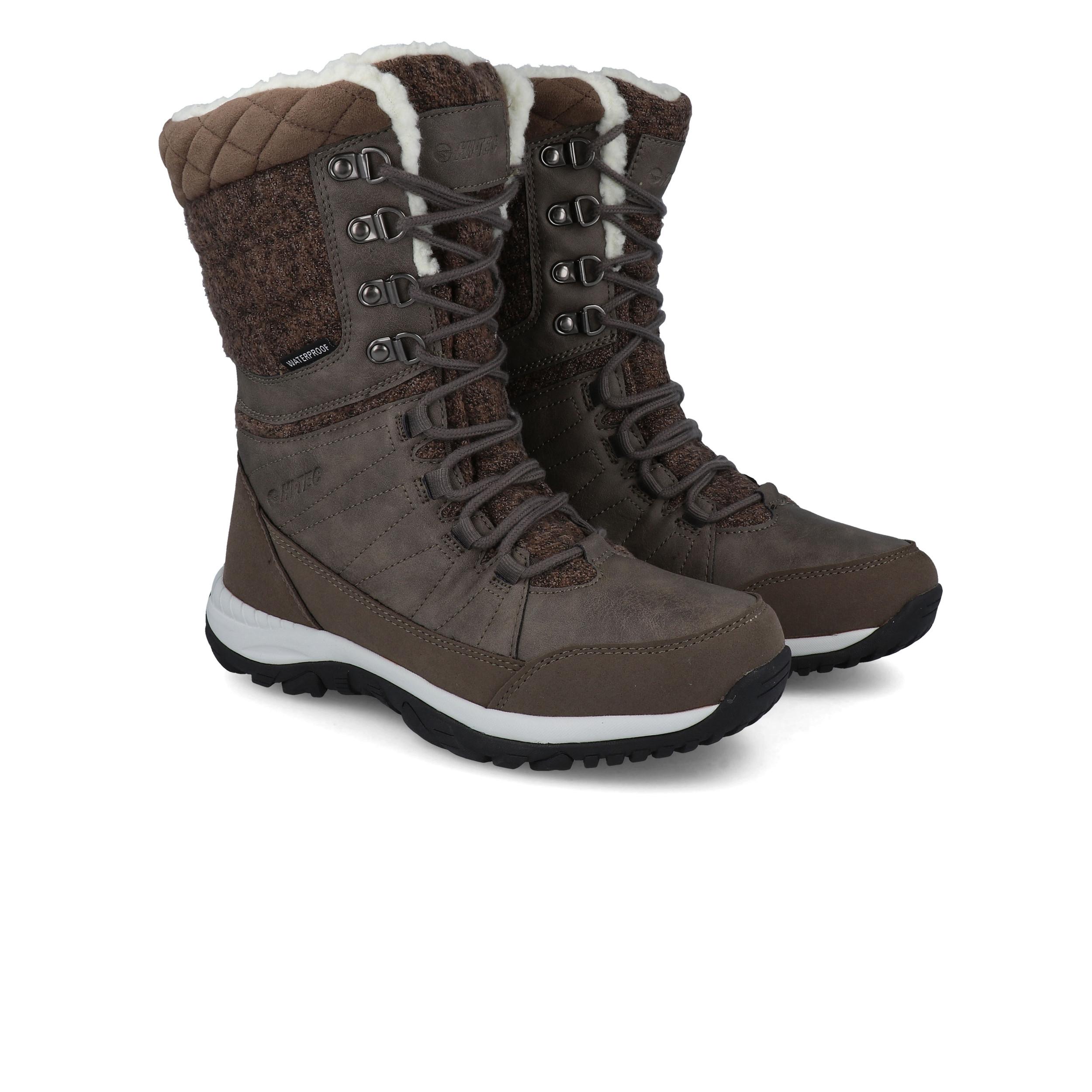 Hi-Tec Womens Riva Mid Wp High Rise Hiking Boots