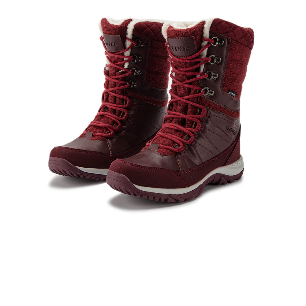 Hi-Tec Riva impermeable para mujer botas de trekking