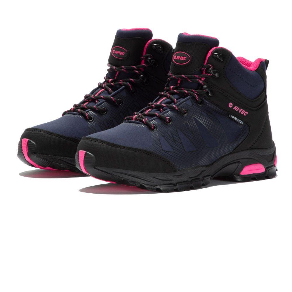 Hi-Tec Raven Mid impermeable para mujer botas de trekking - SS21