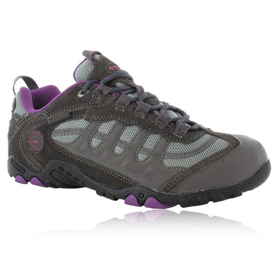 Hi-Tec Penrith Low para mujer zapatillas de trekking impermeables - AW19