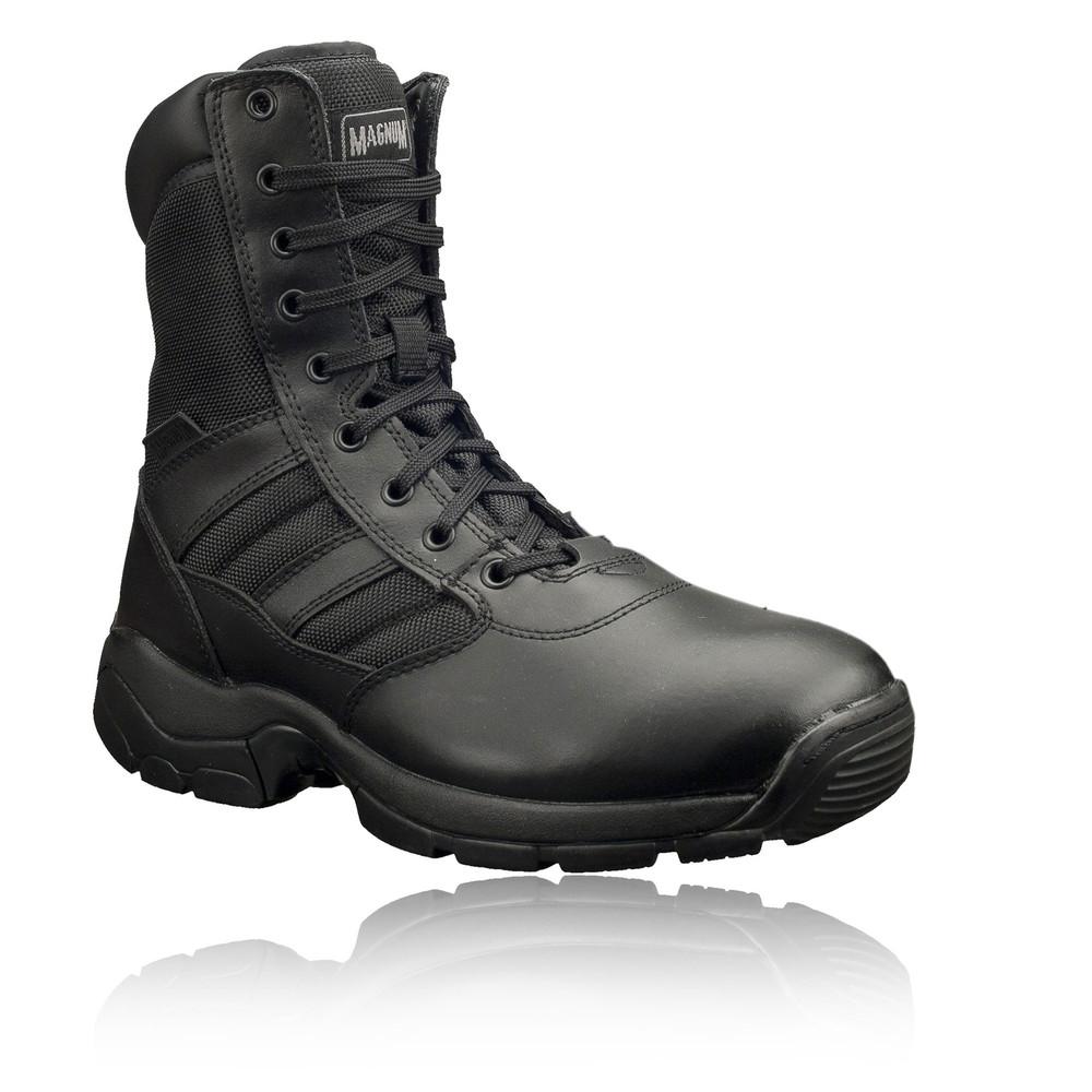 Magnum-Panther-8-ST-EN-Hombre-Negro-Caminar-Excursion-Impermeable-Exterior-Botas