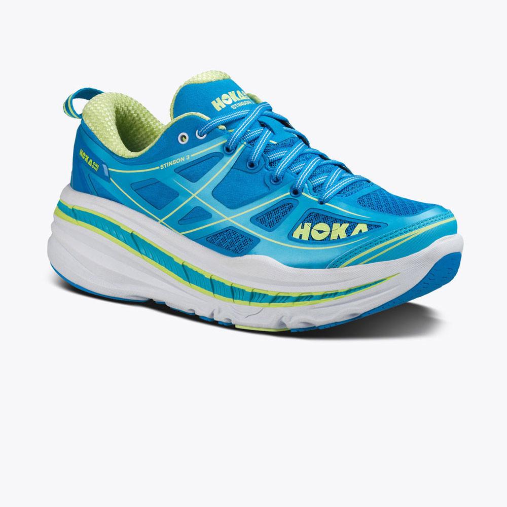 Hoka Stinson 3 Women's Running Shoes - SS16 - 50% Off