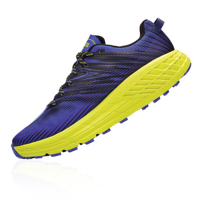 Hoka Speedgoat 4 Wide Fit Trail Running Shoes - AW20