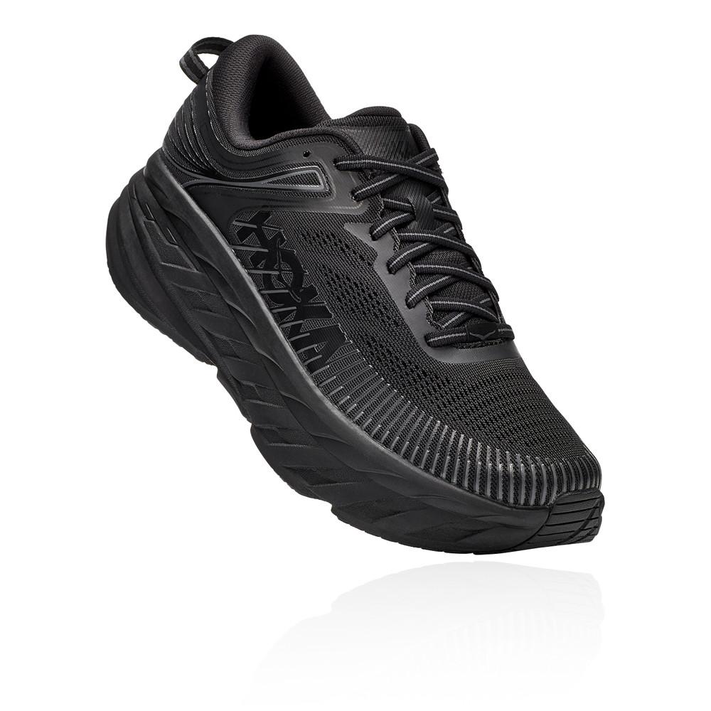 Hoka Bondi 7 Wide Fit Running Shoes