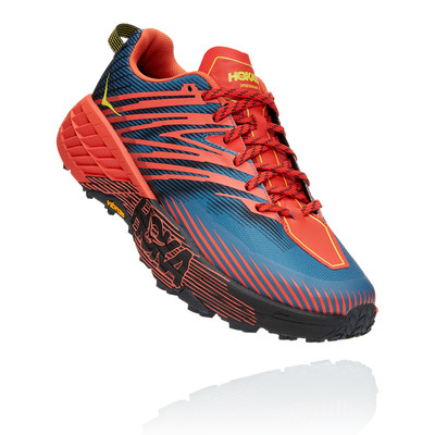 Hoka Speedgoat 4 Wide Fit Trail Running Shoes - SS21