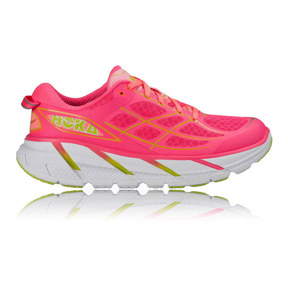 Hoka Clifton 2 femmes chaussures de course à pied - SS16