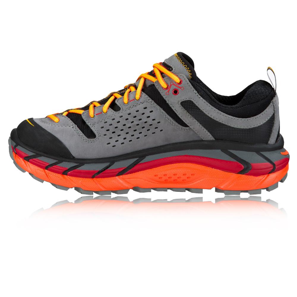 hoka tor ultra low wp trail walking shoes aw16 40
