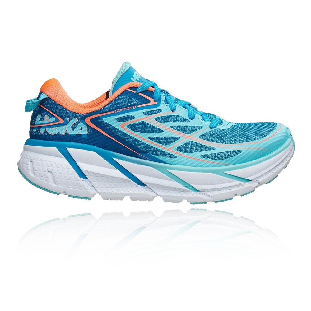 Hoka Clifton 3 femmes chaussures de course à pied - AW16