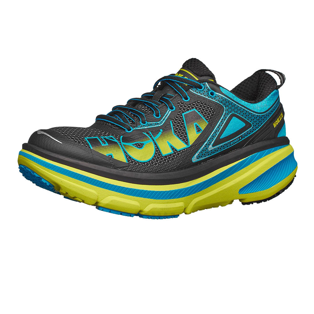 hoka bondi 4 running shoes 45 off sportsshoescom