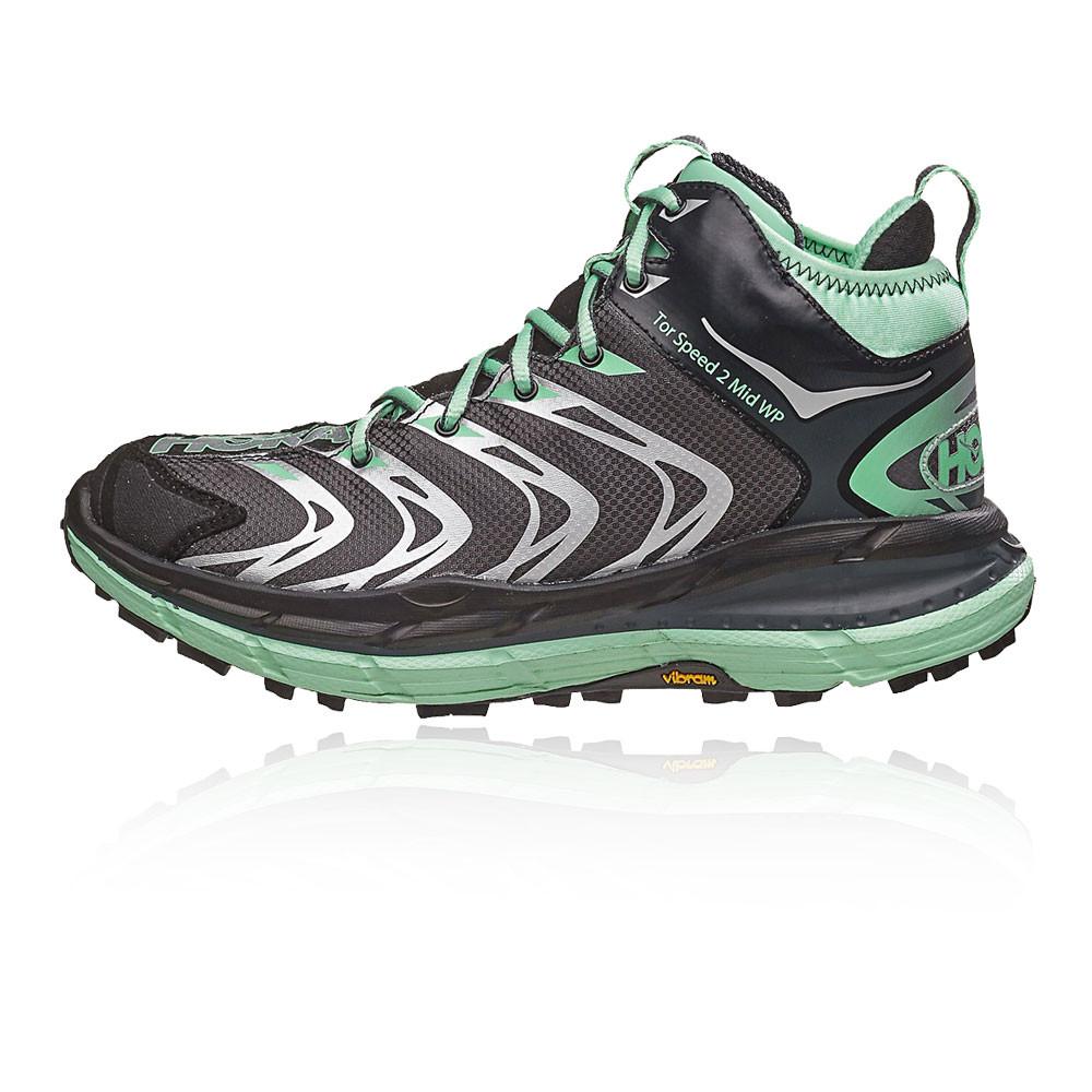 hoka tor speed 2 wp outdoor walking shoes aw16 40