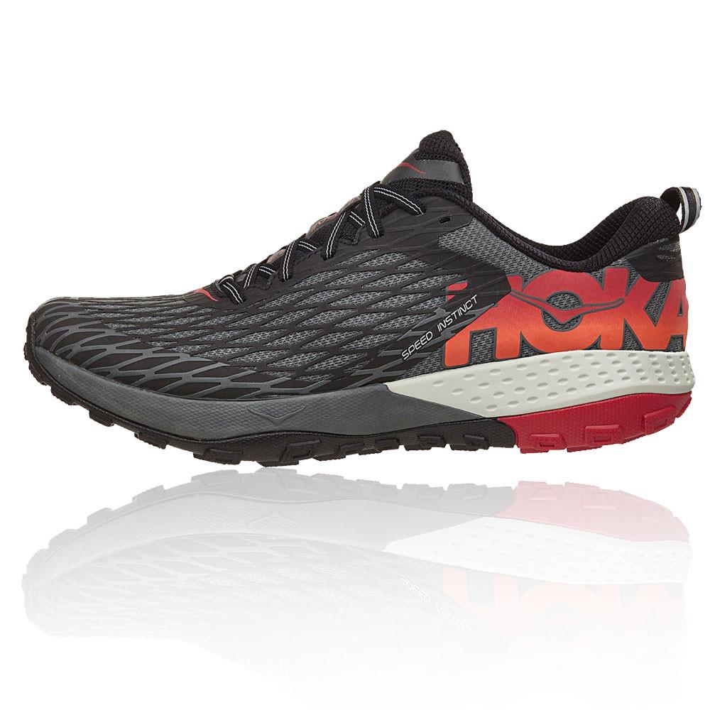 Hoka Speed Instinct Trail Running Shoes