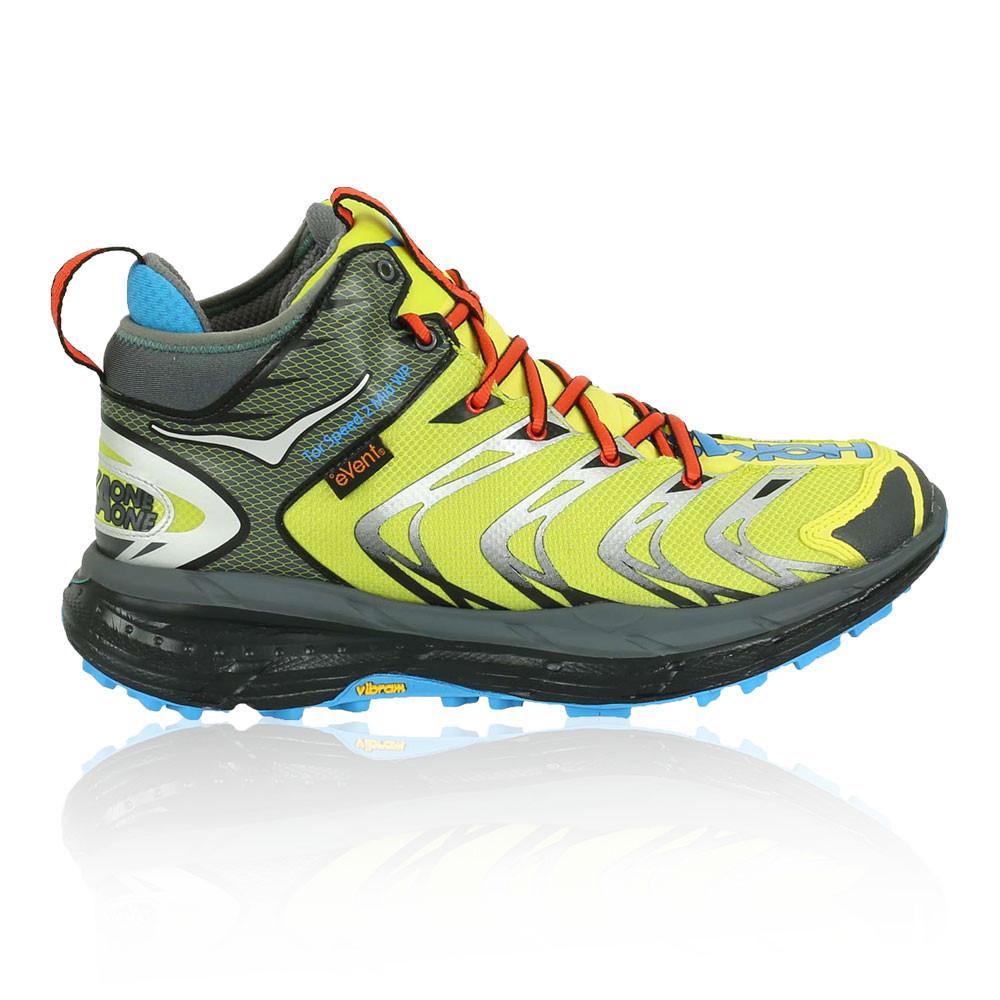 8ca01a4cba841 Hoka Tor Speed 2 Mid Outdoor Walking Boots - SS18