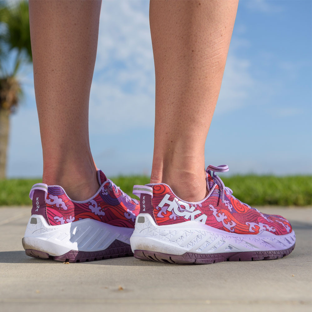 Hoka Clayton 2 Kona Women's Running Shoes - 63% Off