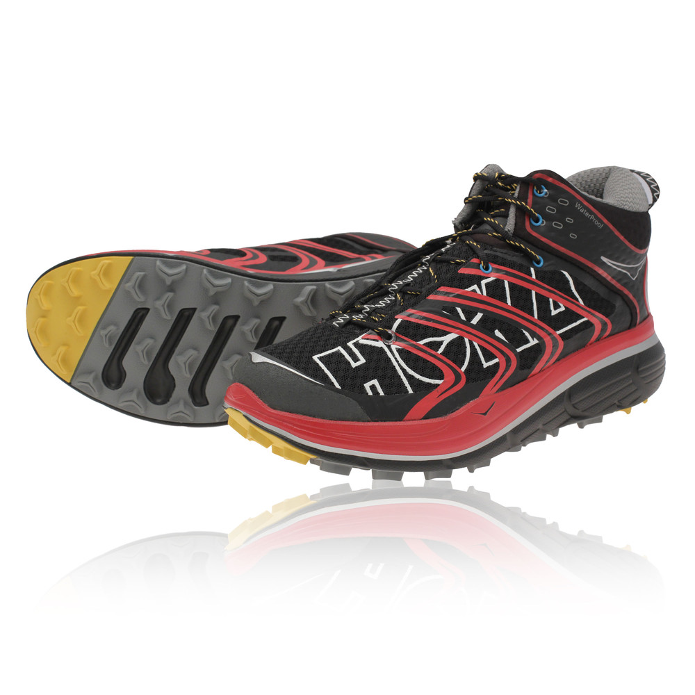 Hoka Tor Speed Mid Wp Trail Running Shoes