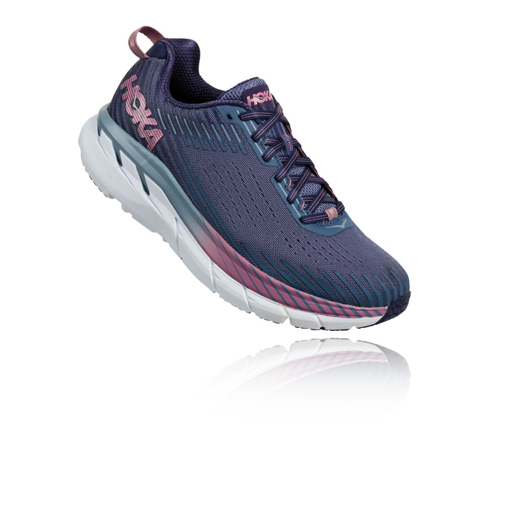5858e401fce7 Hoka Clifton 5 (Wide) Women s Running Shoes - SS19 - Save   Buy Online
