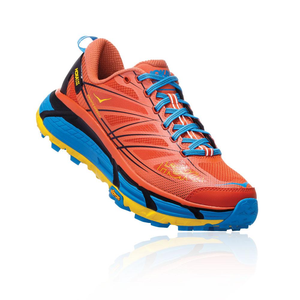 Hoka One One Hoka Mafate Speed 2 Trail H - Orange - Tailles : 43.1/3, 46, 46.2/3, 47.1/3