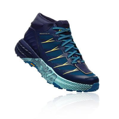 Hoka Speedgoat Mid Waterproof Women's Trail Running Shoes - AW19