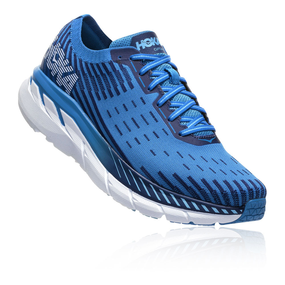 Hoka Clifton 5 Knit Running Shoes - SS19